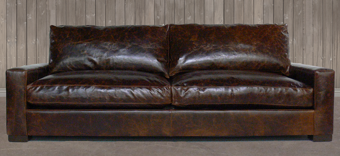 Braxton Langston Leather Furniture Collection