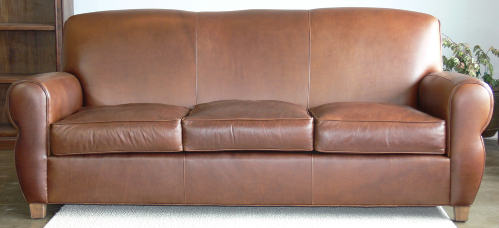 The Midtown Leather Furniture Collection by LeatherGroups
